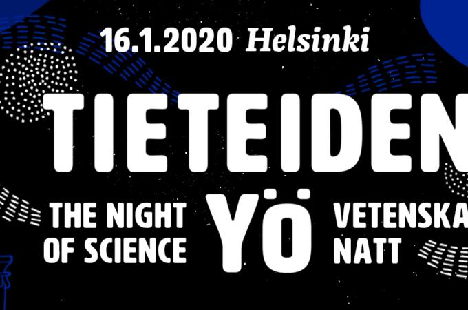 Tieteiden yö 16.1.2020: Mitä on ihmistieteellinen eläintutkimus?