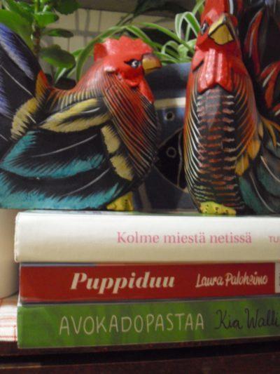 Helinä Ääri: Eläintuotantoromantiikkaa kirjallisuudessa